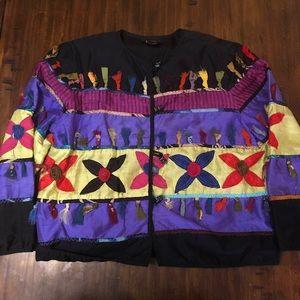 Allure jacket size missy large